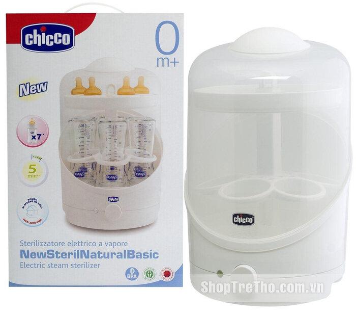 Máy tiệt trùng bình sữa Chicco 672881