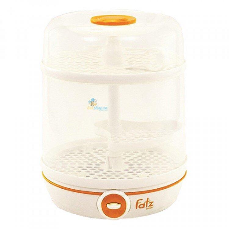 Máy tiệt trùng bình sữa siêu tốc FatzBaby FB4002