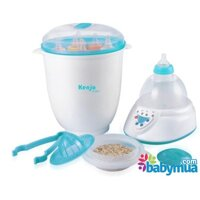 Máy tiệt trùng bình sữa và hâm sữa KJ-06N
