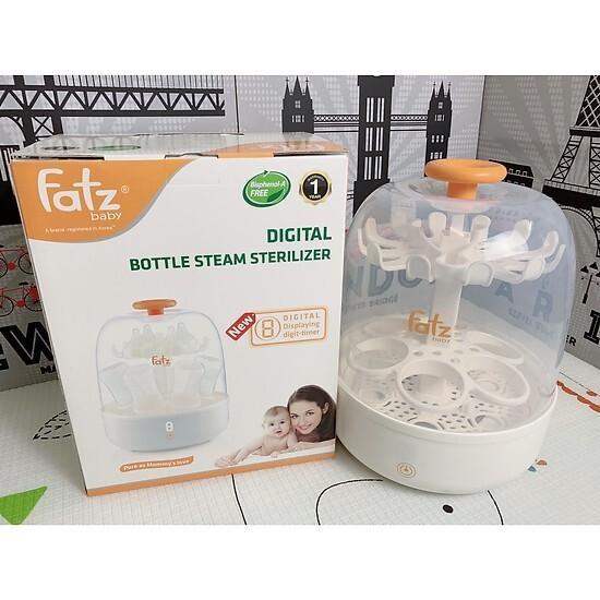Máy tiệt trùng bình sữa FatzBaby FB403SL