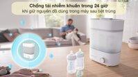 Máy tiệt trùng sấy khô bình sữa Philips Avent SCF293.00