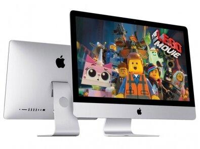 Máy tính All In One Apple iMac MF885ZP/A 27 inches Bạc ( Hàng nhập khẩu )