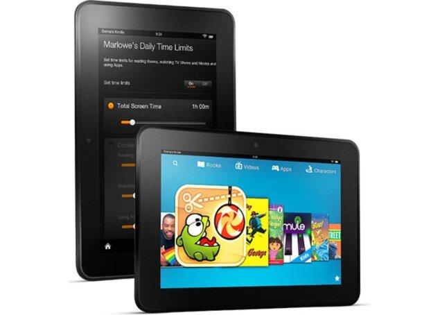 Máy tính bảng Amazon Kindle Fire HD 8.9 - 32GB, Wifi + 4G LTE, 8.9 inch