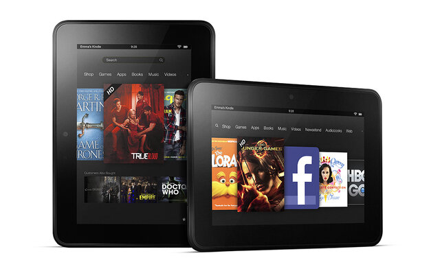 Máy tính bảng Amazon Kindle Fire HD 7 - 16GB, 7.0 inch