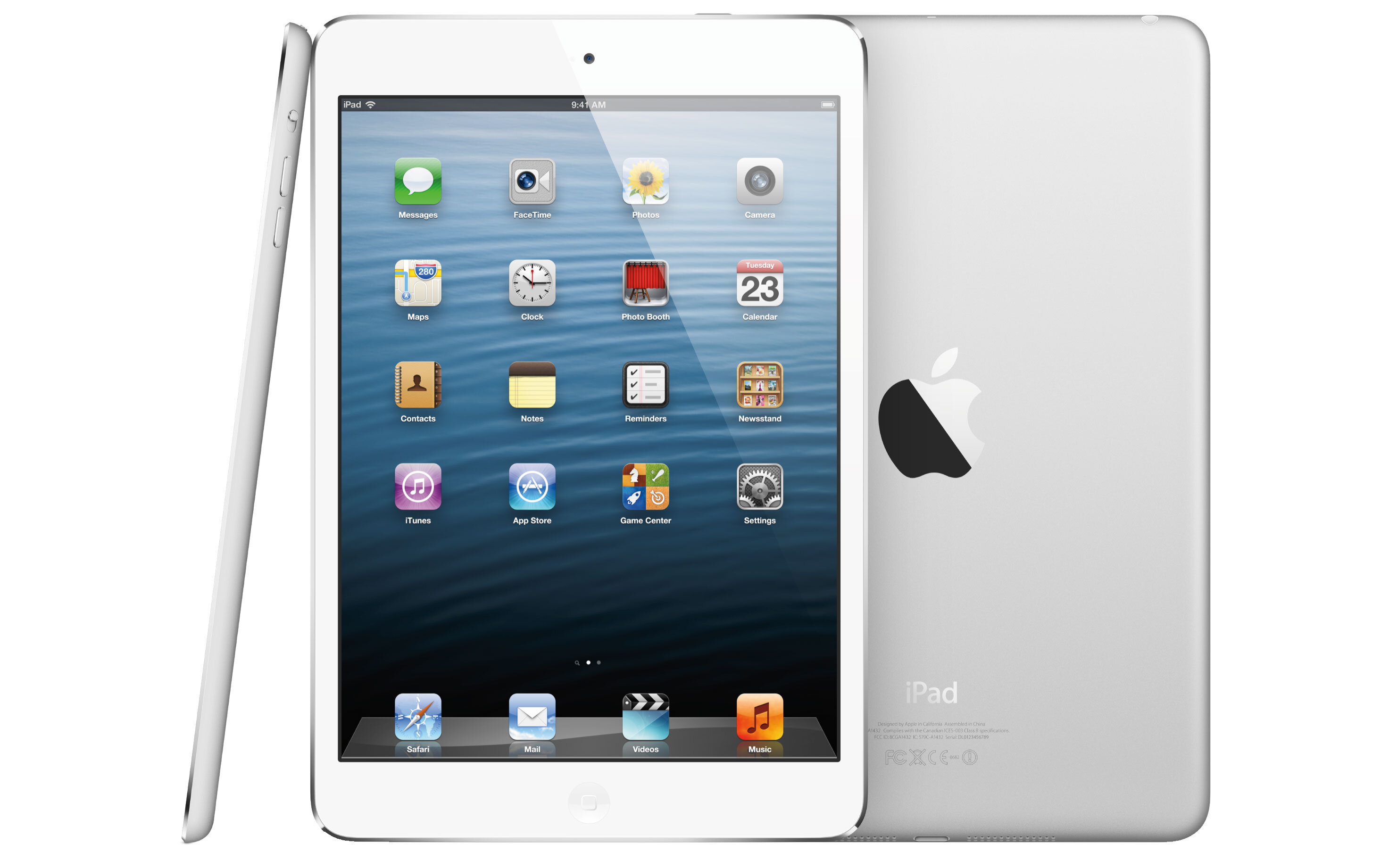 Máy tính bảng Apple iPad 1 - 32GB, Wifi + 3G, 9.7 inch