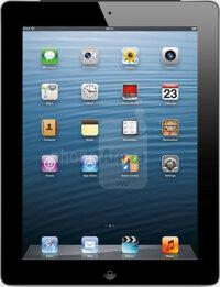 Máy tính bảng Apple iPad 4 Retina + Cellular - 32GB, Wifi + 3G/4G, 9.7 inch