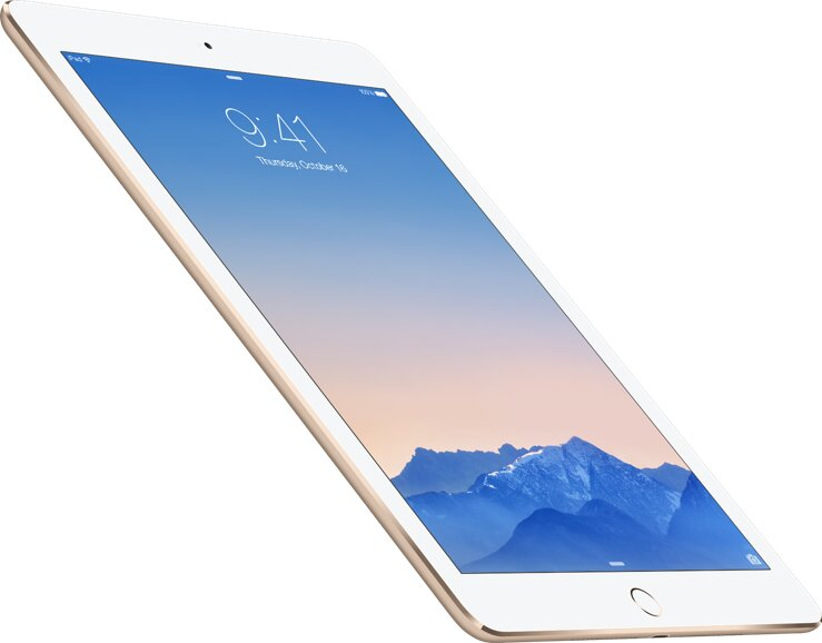 Máy tính bảng Apple iPad Air 2 - 128GB, Wifi, 9.7 inch
