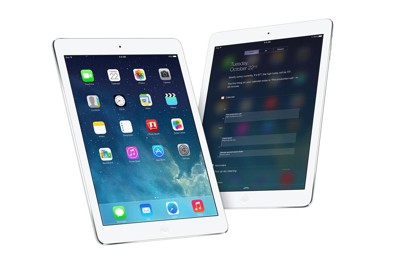 Máy tính bảng Apple iPad Air Cellular - 64GB, Wifi + 3G/ 4G, 9.7 inch