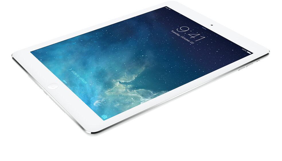 Máy tính bảng Apple iPad Air Cellular - 32GB, Wifi + 3G/ 4G, 9.7 inch