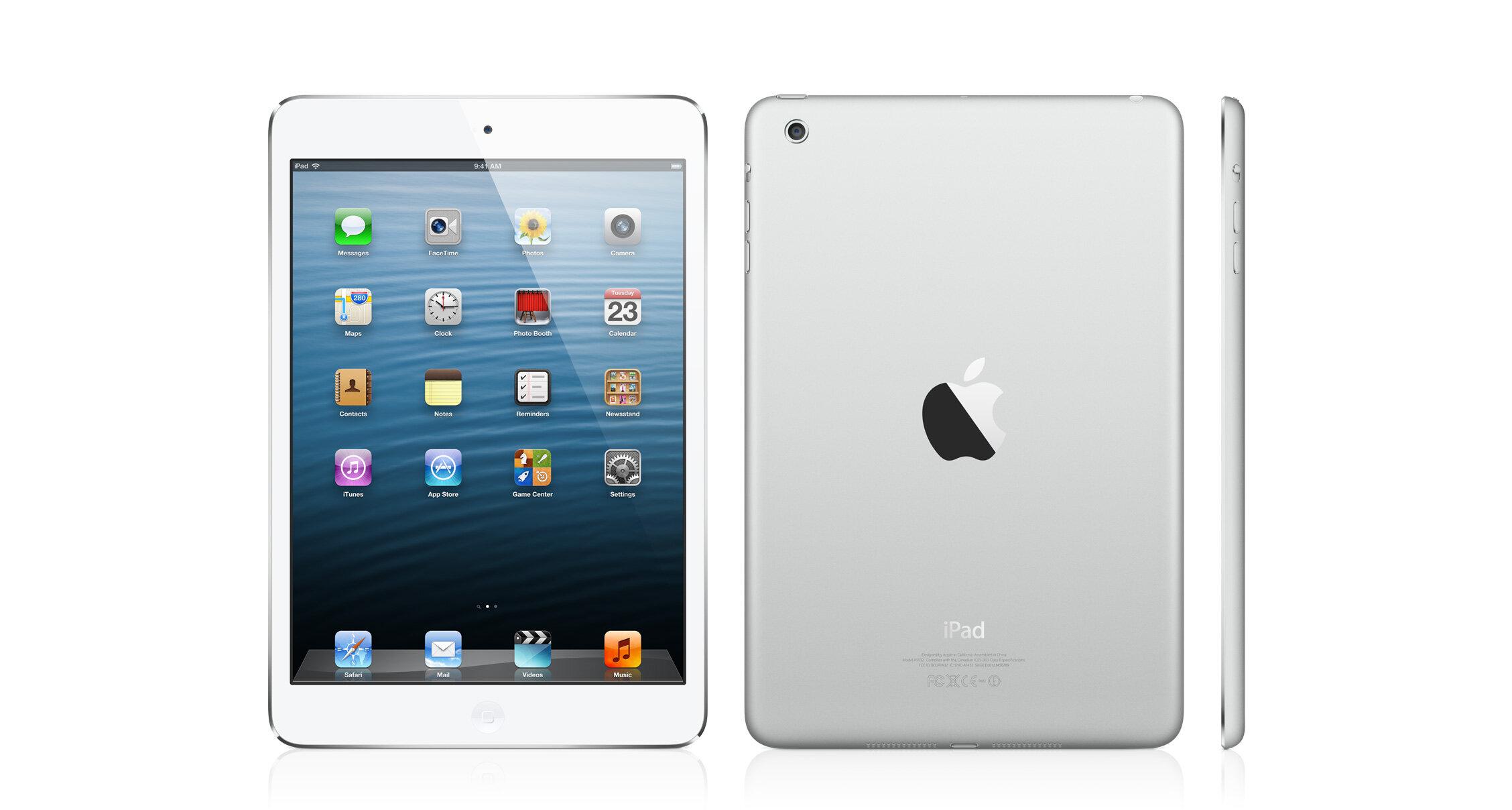 Máy tính bảng Apple iPad mini Cellular - 32GB, Wifi + 3G/ 4G, 7.9 inch