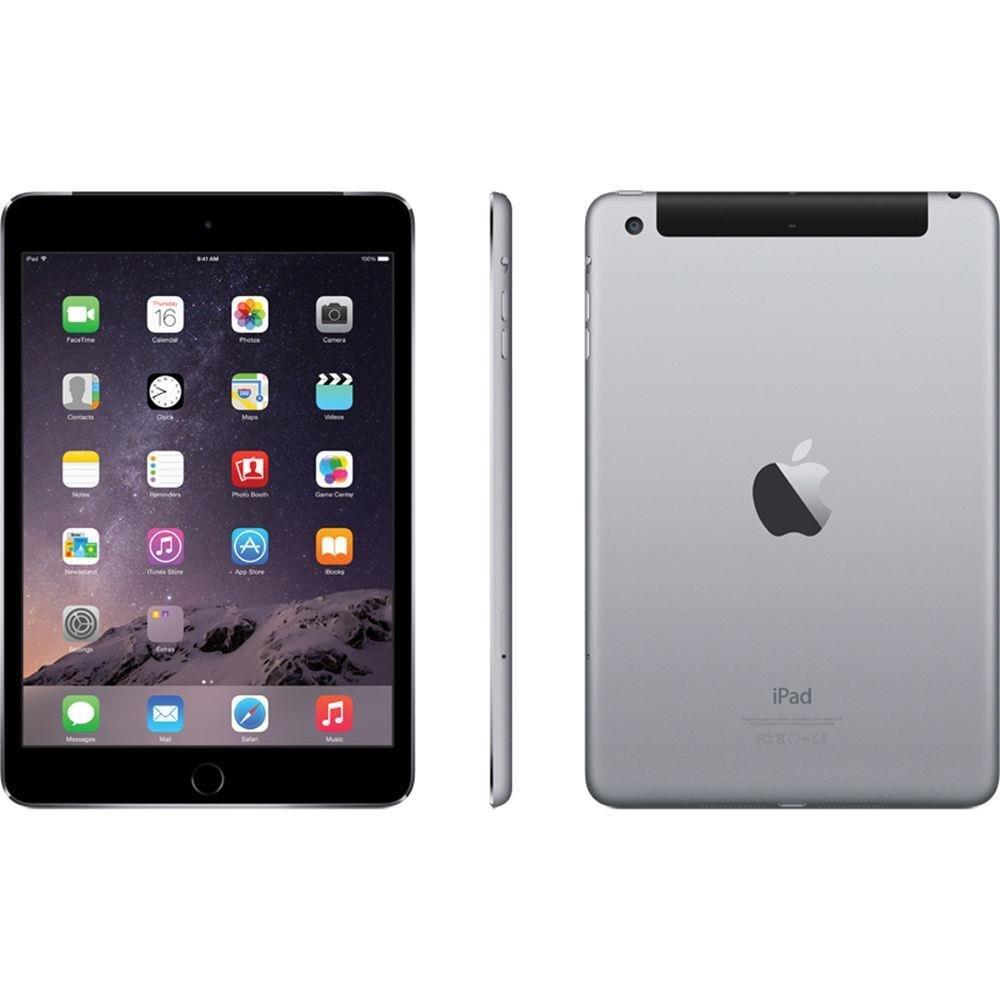 Máy tính bảng Apple iPad mini 3 - Hàng cũ - 64GB, Wifi, 7.9 inch