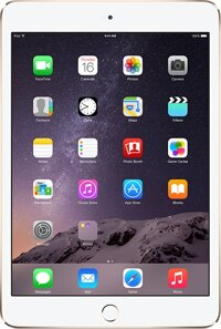 Máy tính bảng Apple iPad mini 3 Cellular - 64GB, Wifi + 3G/ 4G, 7.9 inch