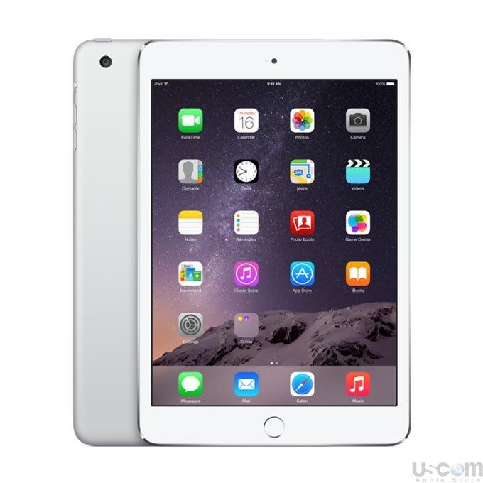 Máy tính bảng Apple iPad mini 3 Cellular - 128GB, Wifi + 3G/ 4G, 7.9 inch