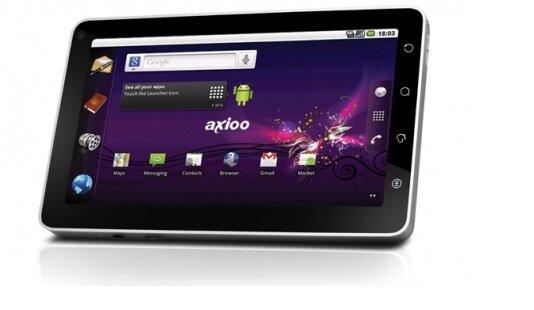 Máy tính bảng Axioo PicoPad 7 (GGC-254) - 4GB, 7.0 inch