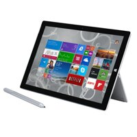 Máy tính bảng Microsoft Surface Pro 3 (4650-8-512) - Intel core i7-4650U, 8GB RAM, 512GB SSD, 12 inch