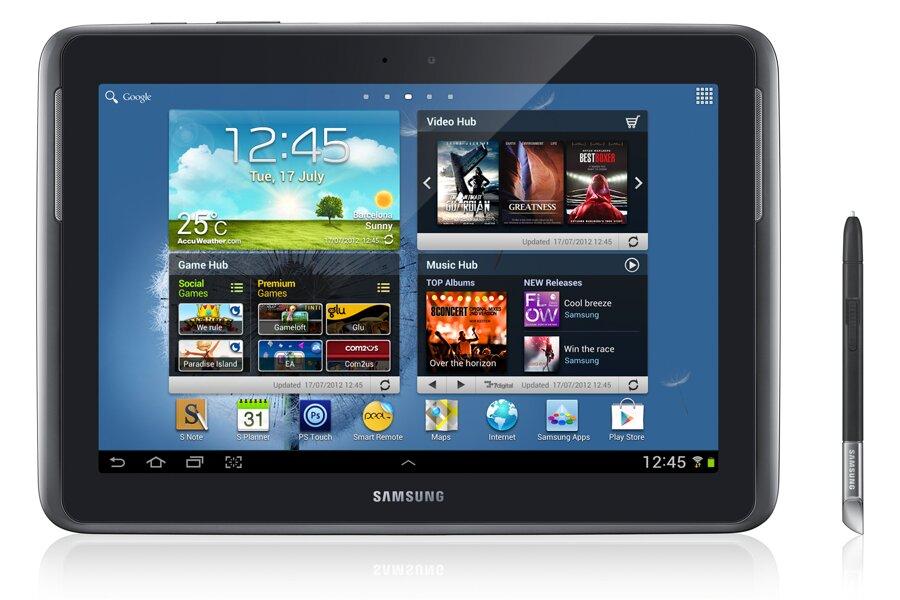 Máy tính bảng Samsung Galaxy Note 10.1 (N8000) - 16GB, Wifi + 3G, 10.1 inch