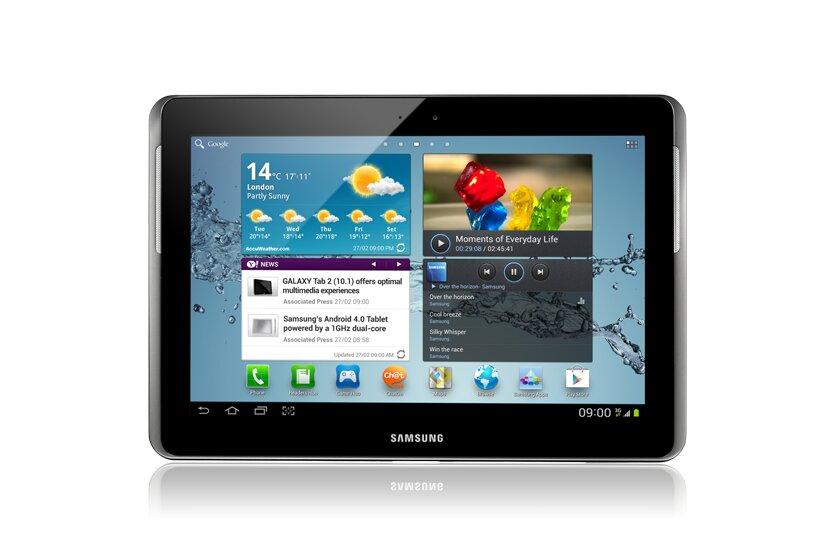 Máy tính bảng Samsung Galaxy Tab 2 10.1 (P5113 / GT-P5113) - 16GB, Wifi, 10.1 inch