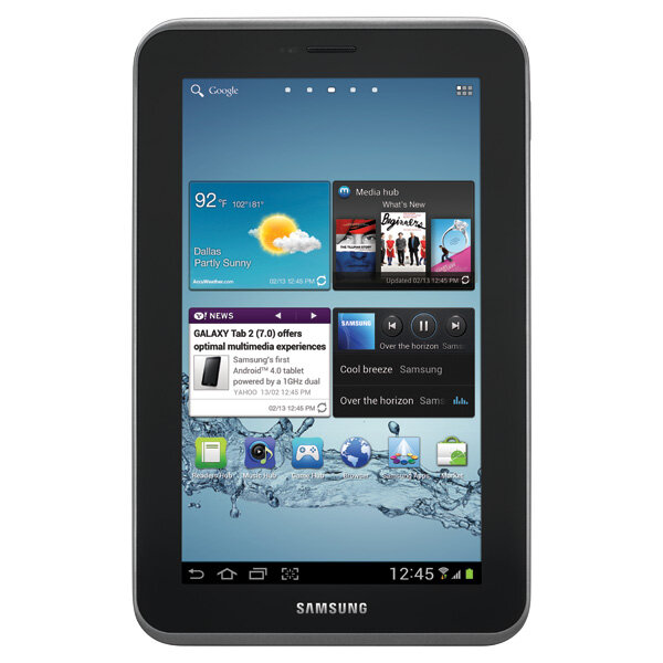 Máy tính bảng Samsung Galaxy Tab 2 7.0 (P3100 / GT-P3100) - 16GB, Wifi + 3G, 7.0 inch