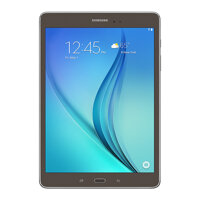 Máy tính bảng Samsung Galaxy Tab A 9.7 (P555) - 16GB, Wifi + 3G, 9.7 inch