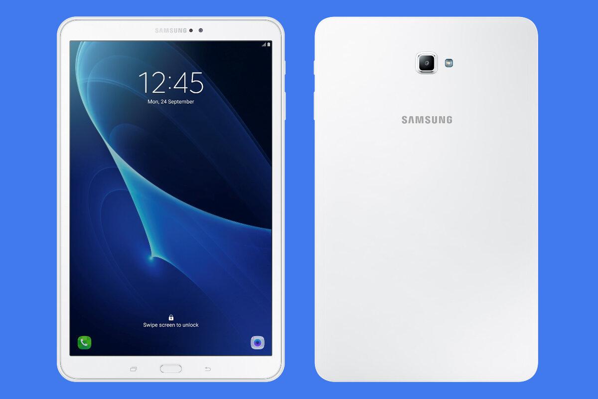 Máy Tính Bảng Samsung Galaxy Tab A6 10.1 (T585) - 16GB, Wifi + 3G/4G, 10.1 inch