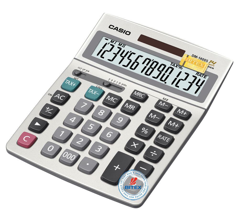 Máy tính Casio DM-1400B