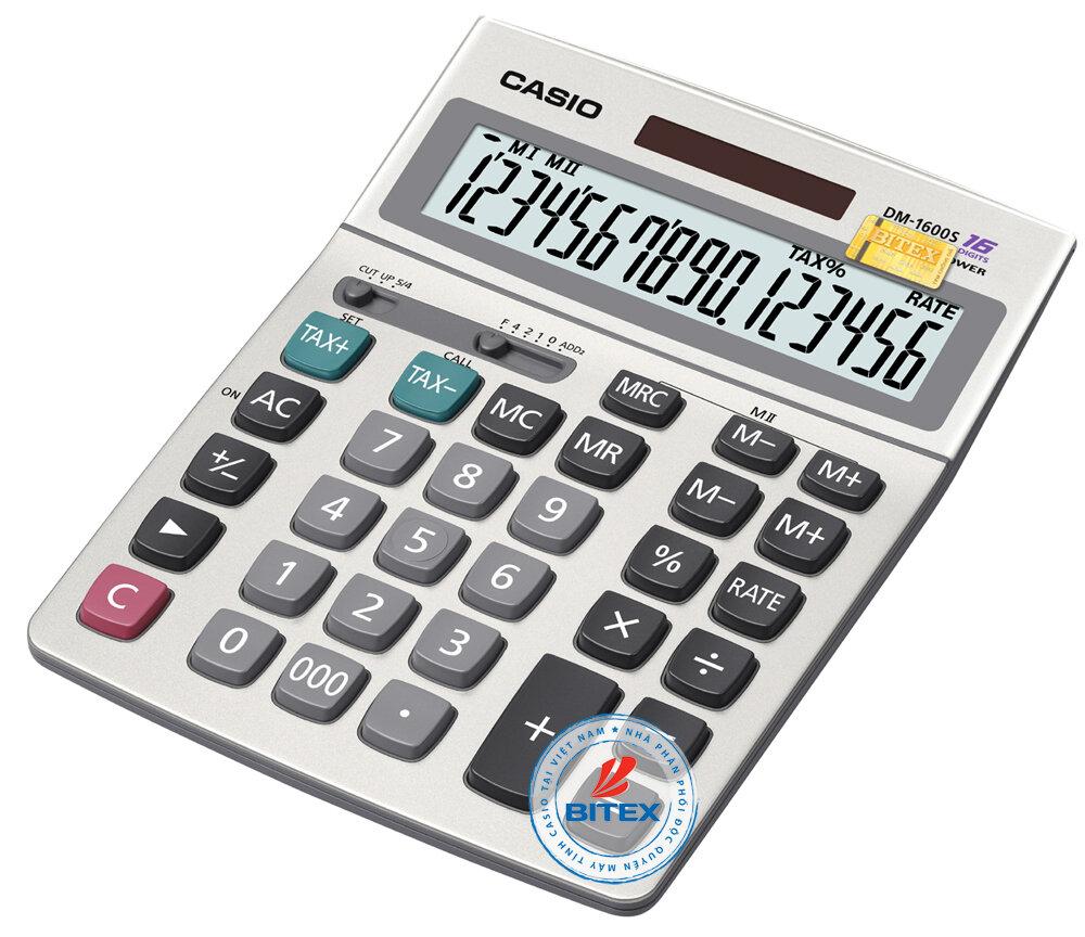 Máy tính Casio DM-1600B