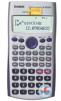 Máy tính Casio FX570ES (FX-570-ES) Plus