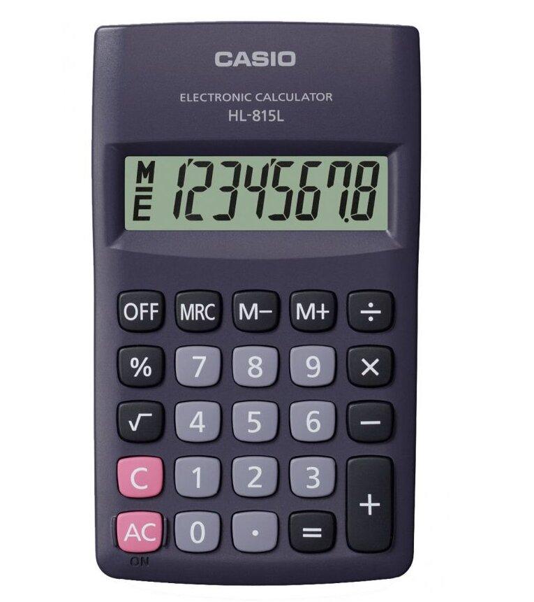 Máy tính Casio HL815L (HL-815L)
