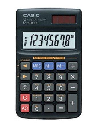 Máy tính Casio MC100 (MC-100)