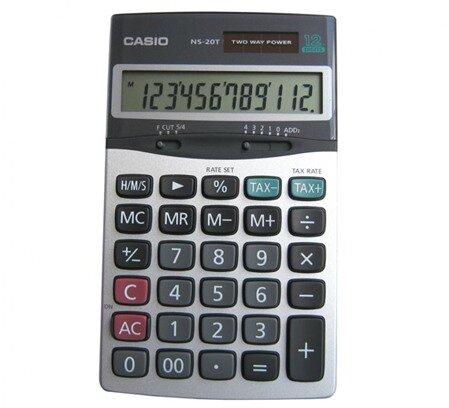 Máy tính Casio NS-20T (NS20T)