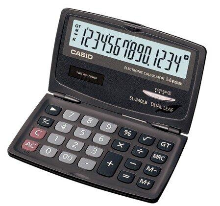 Máy tính Casio SL-240LB