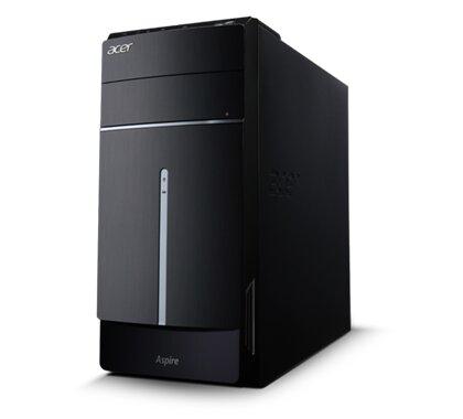 Máy tính để bàn Acer Aspire TC605 (DT.SRQSV.001) - Intel Pentium G3220 3.0GHz, 2GB RAM, 500GB HDD