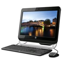 Máy tính để bàn All in one HP AIO Omni 120-1018L (QU354AA) - Intel Pentium Dual Core Processor G840 2.8GHz, 2GB DDR3, 1TB HDD