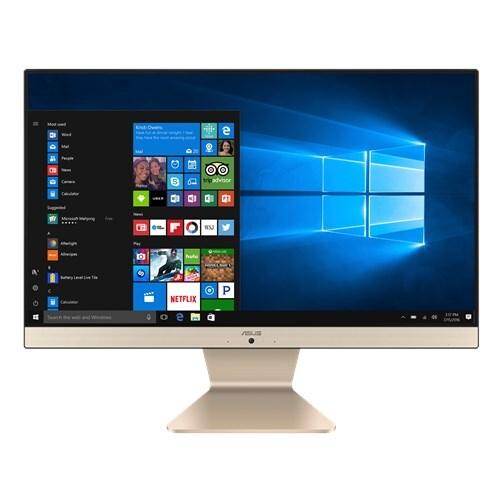 Máy tính để bàn Asus All In One PC V222UAK-BA040T – Intel Core i5-8250U, 4GB RAM, HDD 1TB, Intel UHD Graphics, 21.5 inch