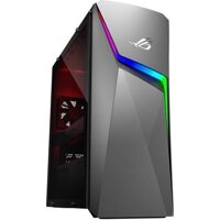 Máy tính để bàn Asus Rog Strix GL10CS-VN023T - Intel Core i5-9400, 8GB RAM, SSD 512GB, Nvidia GeForce RTX 2060 6GB GDDR6