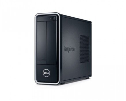 Máy tính để bàn Dell INS660MT 9HFP62-BLACK - Intel Core i3 2130 2*3.4GHz, 4GB DDR3, 500GB HDD