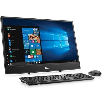 Máy tính để bàn Dell Inspiron All In One 3477B - Intel Core i3-7130U, 4GB RAM, HDD 1TB, Intel HD Graphics 620, 23.8 inch