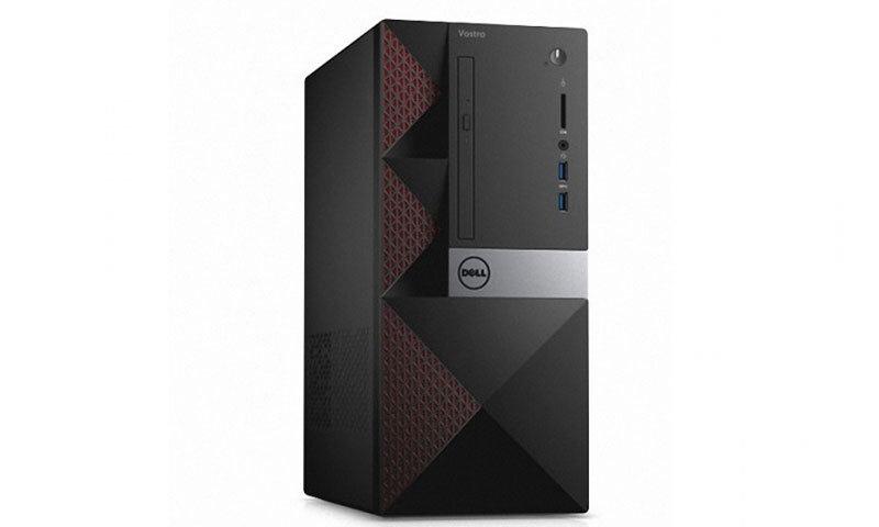 Máy tính để bàn Dell Inspiron 3668MT-N3668D - Intel core i5, 8GB RAM, HDD 1TB, Nvidia GeForce GT 730