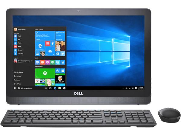 Máy tính để bàn Dell Inspiron All In One 3264B -Intel Core i5, 8GB RAM, 1TB, 21.5 inch