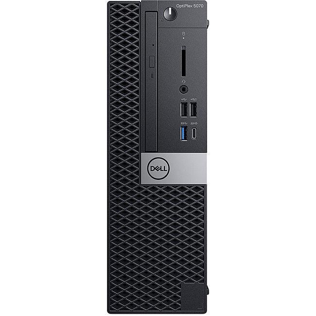 Máy tính để bàn Dell OptiPlex 5070SFF 42OT570W03 – Intel Core i5-9500, 4GB RAM, HDD 1TB, Intel UHD Graphics 630
