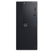 Máy tính để bàn Dell OptiPlex 3070MT i391 8G1TBKHDD - Intel Core i3-9100, 8GB RAM, HDD 1TB, Intel HD Graphics 630