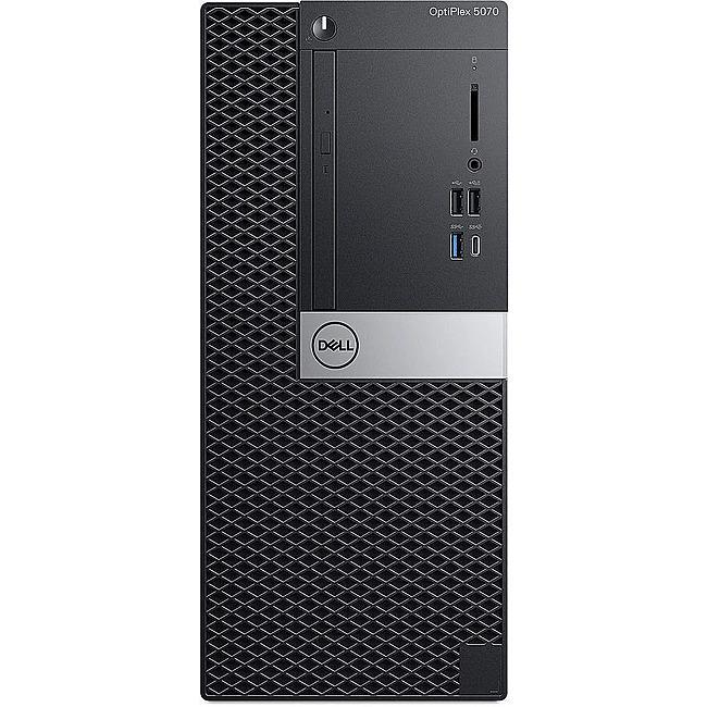 Máy tính để bàn Dell OptiPlex 5070MT 42OT570W02 – Intel Core i5-9500, 8GB RAM, HDD 1TB, Intel UHD Graphics 630