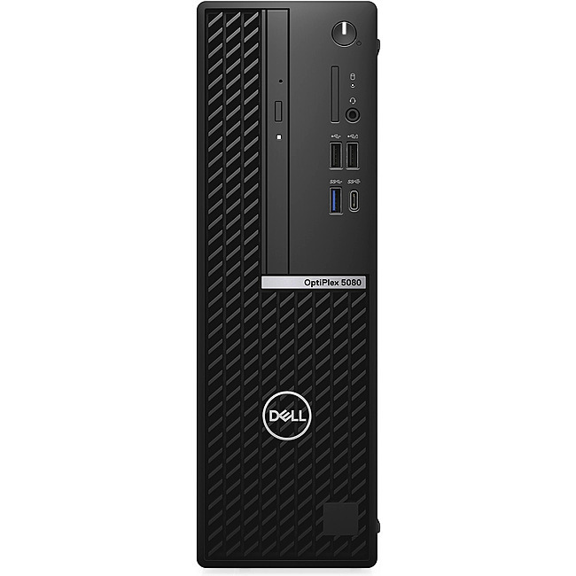 Máy tính để bàn Dell Optiplex 5080 SFF 42OT580W04 – Intel Core i5-10500, 8GB RAM, SSD 256GB, Intel UHD Graphics 630