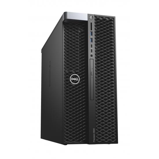 Máy tính để bàn Dell Precision 7820 Tower 42PT58D023 – Intel Xeon Bronze 3106, 16GB RAM, HDD 1TB, Nvidia Quadro P4000 8GB