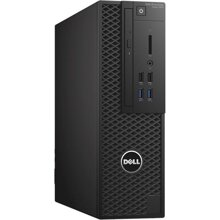 Máy tính để bàn Dell Precision Tower 3420 42PT34D001 - Intel Xeon E3-1240, 8GB RAM, SSD 256GB