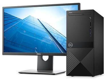 Máy tính để bàn Dell Vostro 3670MT J84NJ1W - Intel core i5, 4GB RAM, HDD 1TB