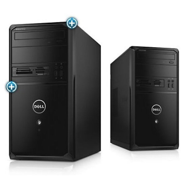 Máy tính để bàn Dell Vostro 3902MT 50RYV3 - Intel Core i3 4150 2*3.5, 4GB DDR3,500GB HDD, Intel HD Graphics 4400