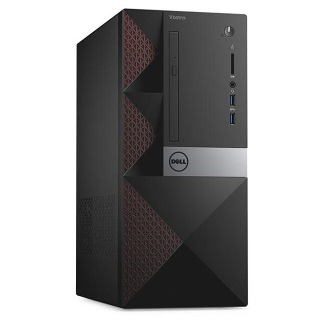Máy tính để bàn Dell Vostro 3668MT PWVK44 - Intel core i5, 8GB RAM, HDD 1TB, Nvidia GeForce GT710