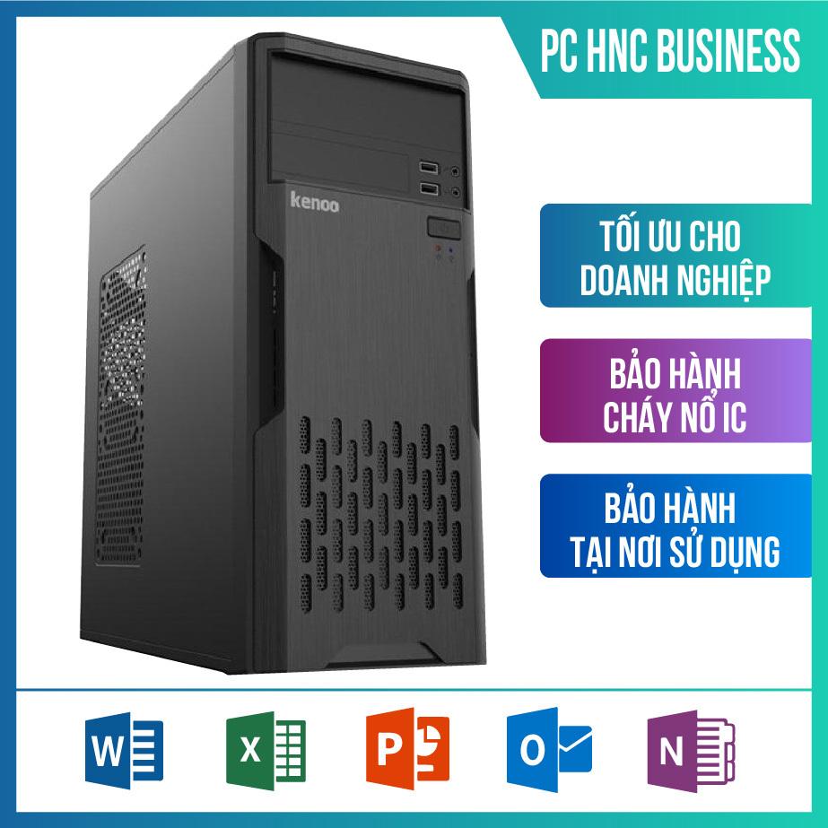 Máy tính để bàn HNC Business Home H10 – Intel Pentium Gold G6400, 8GB RAM, SSD 240GB