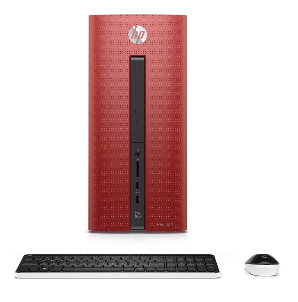 Máy tính để bàn HP 550-171L P4M88AA - Core i5 6400, Ram 8Gb, HDD 1Tb